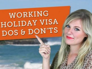 workink holidays visa